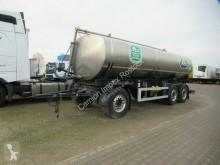 Food tanker trailer Mafa 18.000 Liter Milchsammler