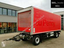 Schmitz Cargobull refrigerated trailer AKO18 / 2 Rolltor / Doppelverdampfer / Carrier