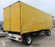 Saxas AKD 71-12 Anhänger trailer used box