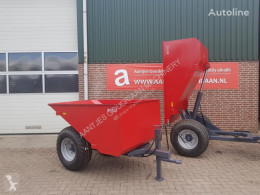 AGM used monocoque dump trailer