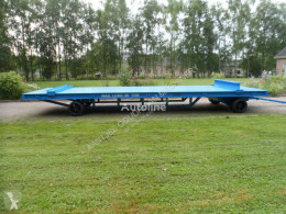 Zwaar transportwagen new equipment flatbed