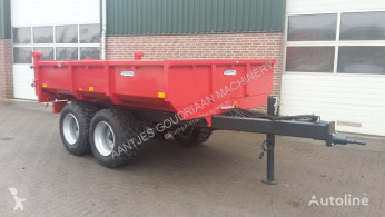 Agomac kipper new monocoque dump trailer