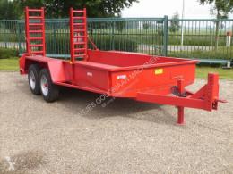 Equipment flatbed Agomac inrijtransportwagen
