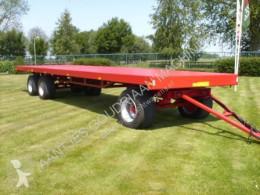 Equipment flatbed Platte wagens