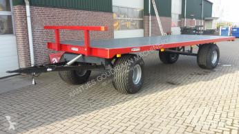 Remolque agrícola Transportwagen caja abierta portamaterial nuevo
