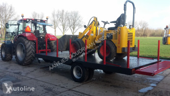 Oprijwagen 10 ton new equipment flatbed