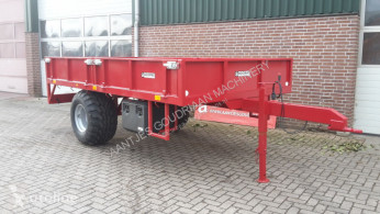 Bakkenwagen new equipment flatbed