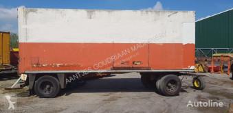 Box trailer Wagen