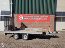 Aanhanger used equipment flatbed