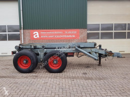 Flatbed trailer/blokvogn NCH containercarrier