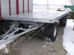 Landbouwwagen gegalvaniseerd rimorchio porta materiali usato