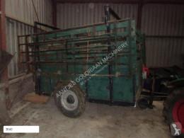 Veewagen remorcă transport animale second-hand