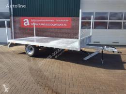 Remolque agrícola Transportwagen caja abierta portamaterial usado