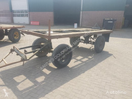 Wagen trailer used container
