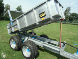 Monocoque dump trailer Mini dumper