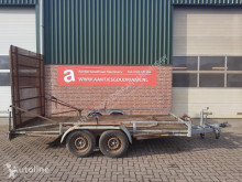 Transport aanhanger used equipment flatbed