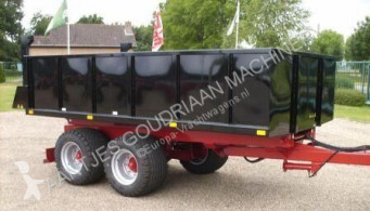 Tipper trailer Hoogkipper