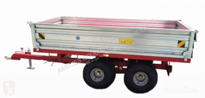Tipper trailer 1,5 tot 5 ton