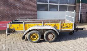 Aanhangwagen platformă transport utilaje second-hand
