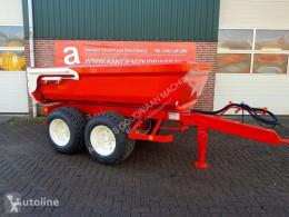 Egyterű konténer Agomac 6 ton mini kipper