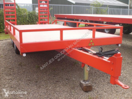 Oprijwagen used equipment flatbed