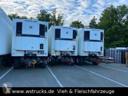 Remolque frigorífico Schmitz Cargobull 7 x KO18 TKing SL 100 Rohrbahn Fleisch