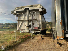 Tisvol Tara Aluminum bathtub 36000 kg trailer used tipper