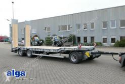 Römork Humbaur HTD 308525 K, 3-Achser, Rampen, verzinkt, NEU Treyler yeni