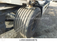 Schmitz Cargobull AWF 18 L 20 3 x Vorhanden trailer used chassis