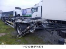 Remolque Schmitz Cargobull AWF 18 L 20 3 x Vorhanden chasis usado