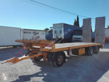 Leciñena heavy equipment transport trailer SRG 3ED R 3 E