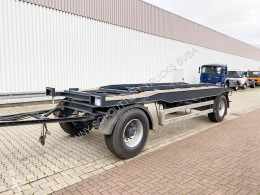 Hook lift trailer CA 18 H CA 18 H Abrollanhänger