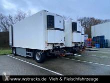 Römork Schmitz Cargobull 7 x KO18 TKing SL 100 Rohrbahn Fleisch soğutucu ikinci el araç