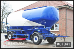 Feldbinder Heitling, Silo 3 Kammer, 31m³ Futter Feed trailer used powder tanker