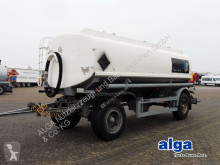 Tanker trailer Ellinghaus TA 18, 3 Kammern, 18m³, Obenbefüllung