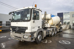 Stetter concrete mixer concrete semi-trailer MIXER 12m3