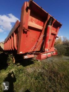 Fruehauf trailer used tipper