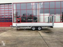 Heavy equipment transport trailer Tandemtieflader