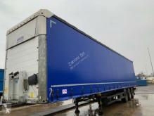 Semitrailer skjutbara ridåer (flexibla skjutbara sidoväggar) Schmitz Cargobull scs