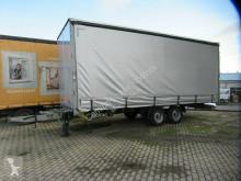 Fliegl TPS 118 Dzurchlader, Gardine, Schiebeverdeck trailer used dropside flatbed