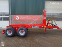 Hook lift system farming trailer haakarm 10-14