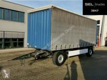 Krone tarp trailer AZ / SAF / EDSHA