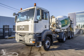 Liebherr BETON MIXER 9M3 semi-trailer used concrete mixer concrete