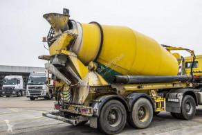 Liebherr concrete mixer concrete semi-trailer BETON MIXER 9M3