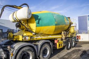 Vrachtwagen beton molen / Mixer Liebherr BETON MIXER - 12M³