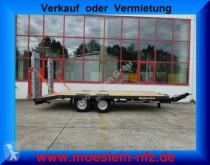 Rimorchio trasporto macchinari Möslein Neuer Tandemtieflader 13 t GG