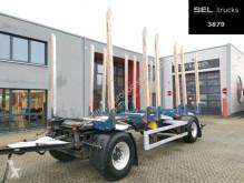 Schwarzmüller timber trailer Zanner / ExTe-Rungenstöke / Alu-Felgen / BPW