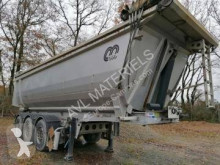 Marini construction dump trailer
