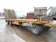 ACTM heavy equipment transport trailer Non spécifié