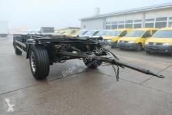 Släp Schmitz Cargobull AWE 18 Anhänger chassi begagnad